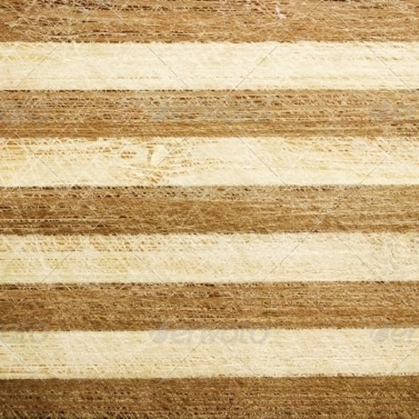 Wooden brown striped background
