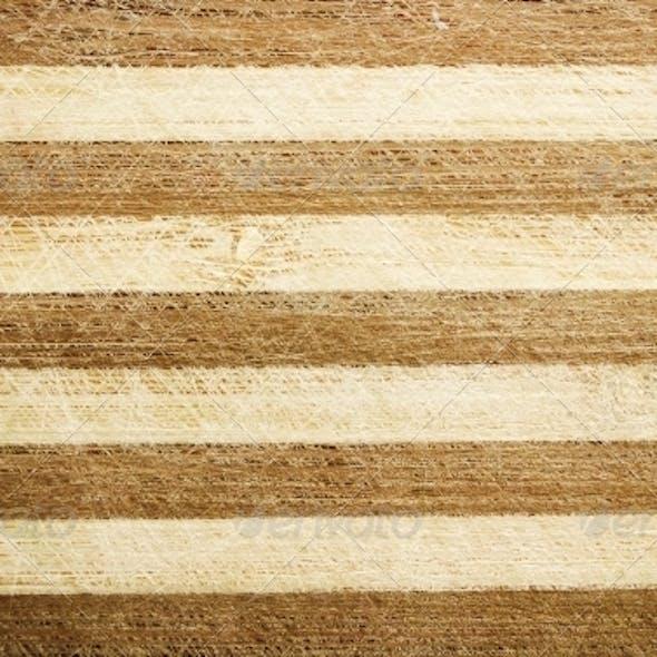 Wooden brown striped background