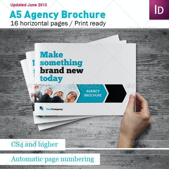 Agency Brochure A5