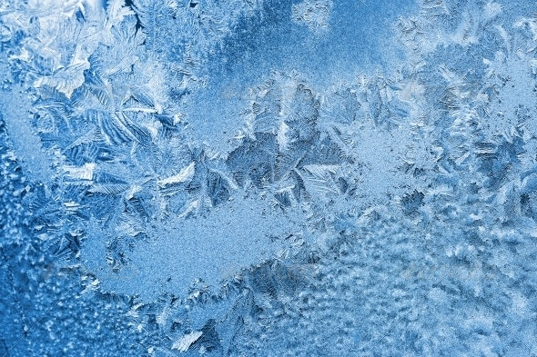Frosty Pattern - Miscellaneous Textures