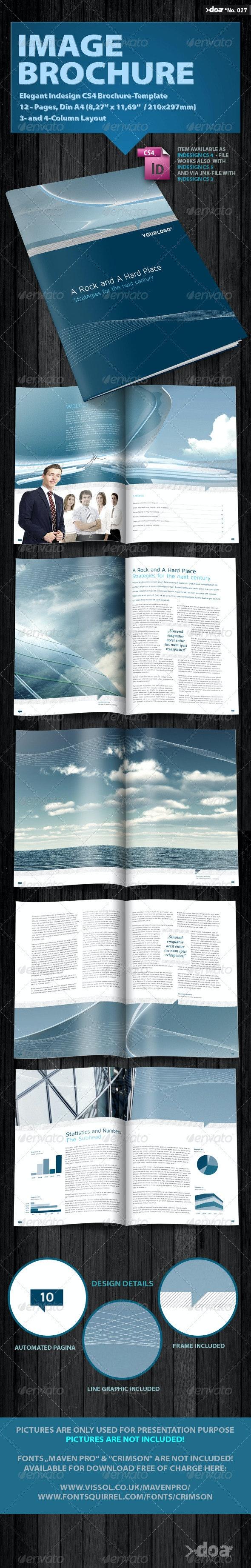 Elegant Image Brochure - Corporate Brochures