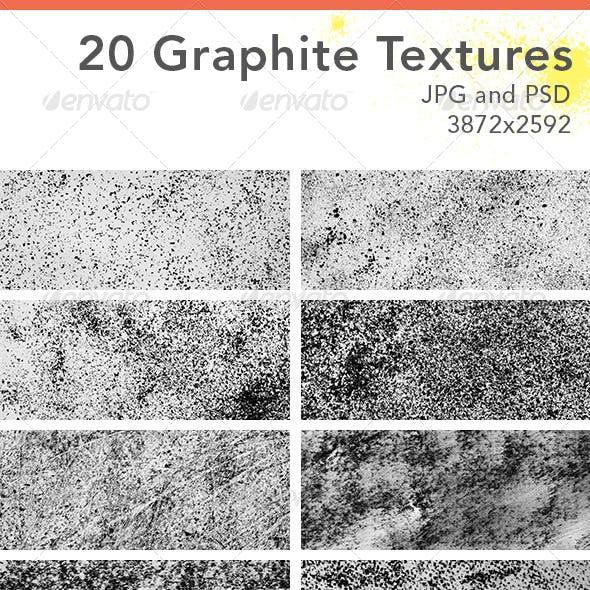 20 Graphite Textures