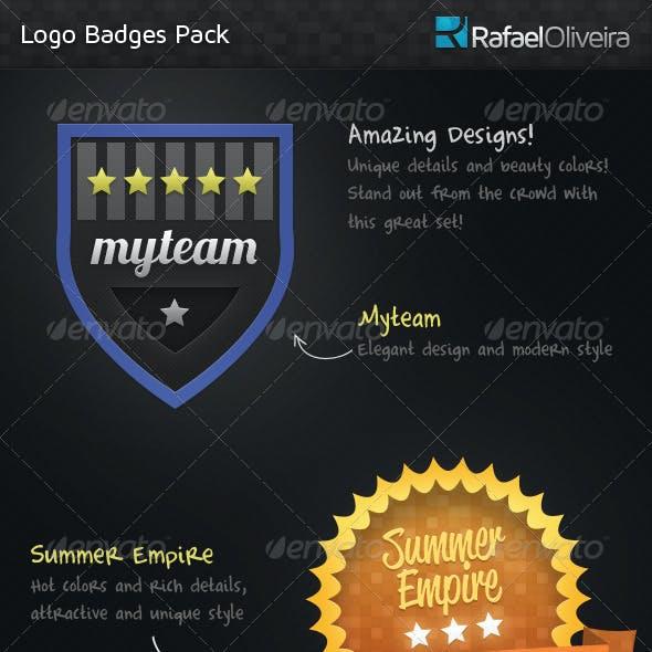 Logo Badges Pack