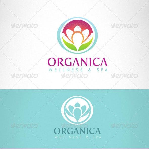 Organica Wellness Spa Healthcare Center Logo