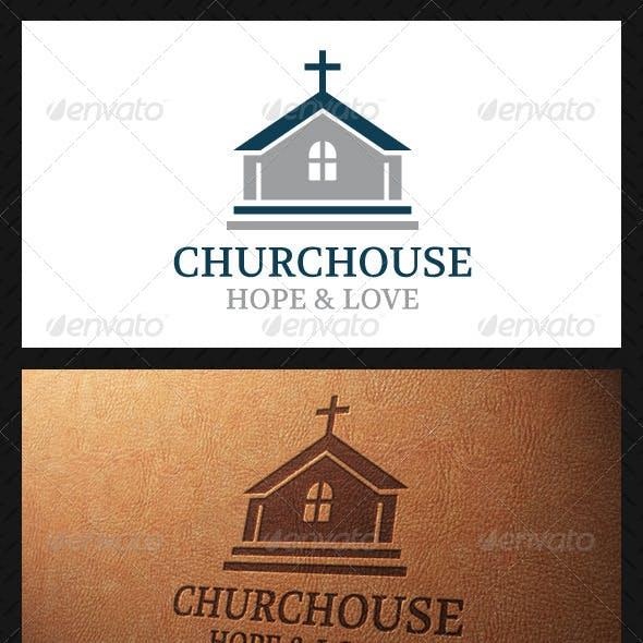 Church Classic Logo Template