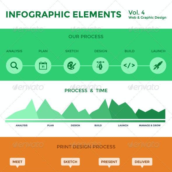 Infographic Elements - Vol. 4