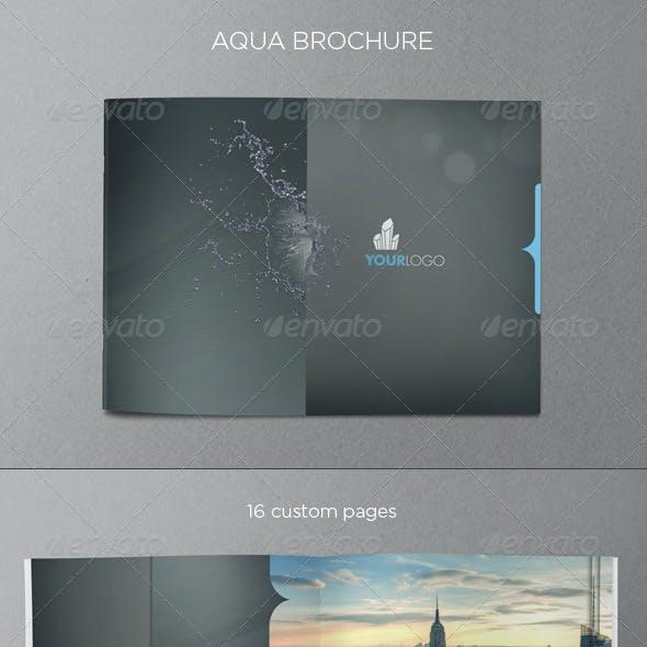 Aqua Premium Brochure