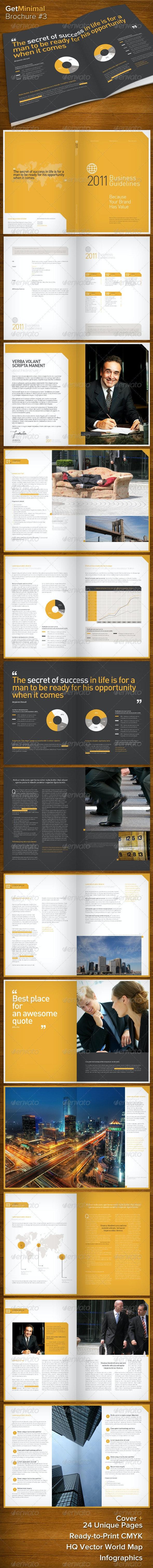 Get Minimal - Brochure 03 - Corporate Brochures