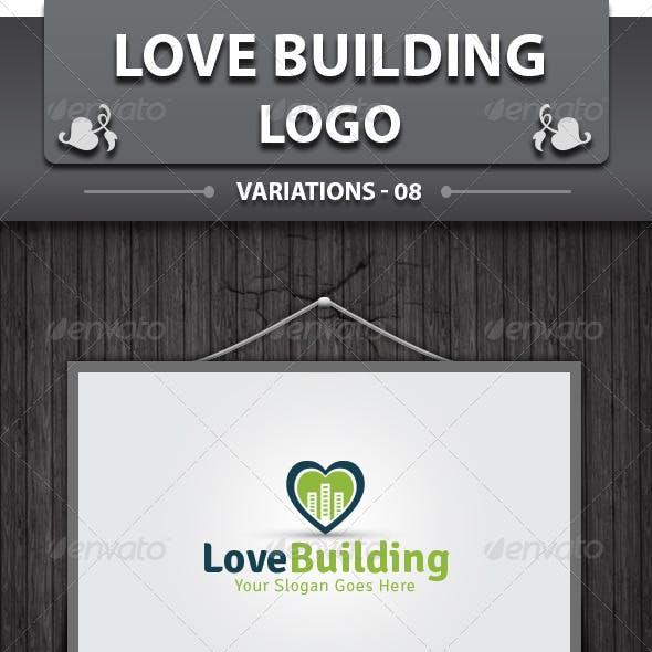 Love Building Logo