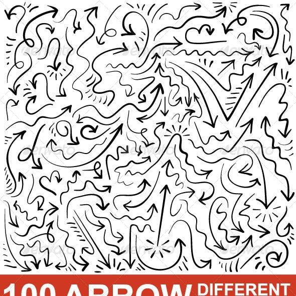 Arrows Sketches