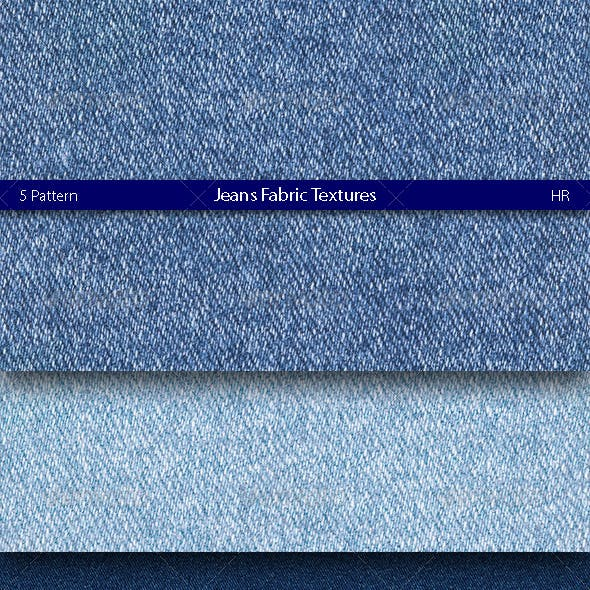 Jeans Fabric Texture Backgrounds