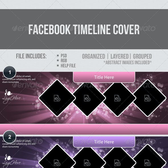 Facebook Timeline Cover 08