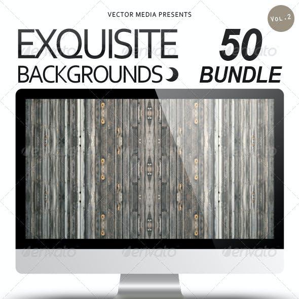 Exquisite Backgrounds - Bundle [Vol. 2]