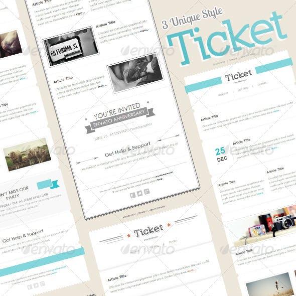 Ticket Mail