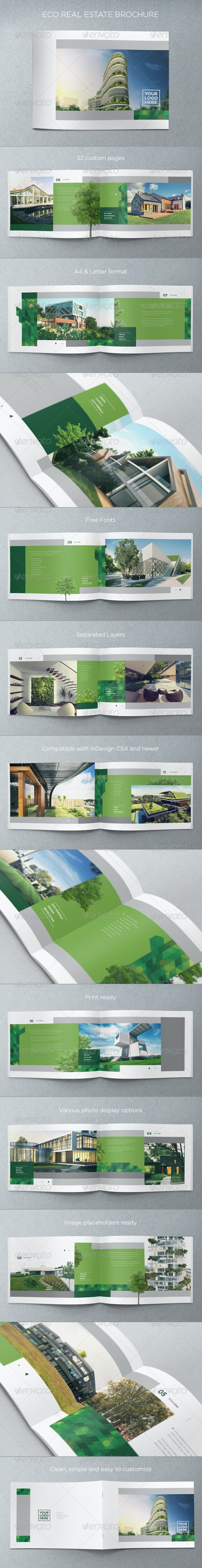 Eco Real Estate Brochure - Catalogs Brochures