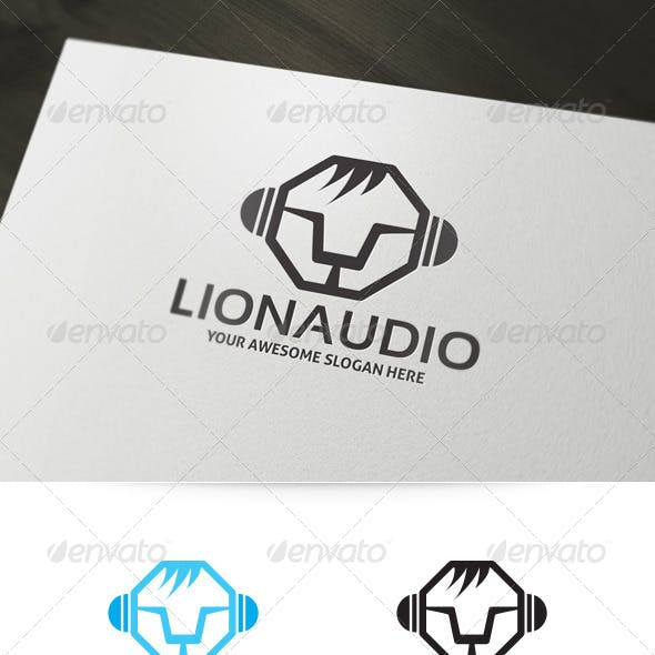 Lion Audio Logo
