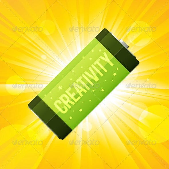 Creativity Battery