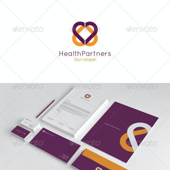 Health Partners Stationery