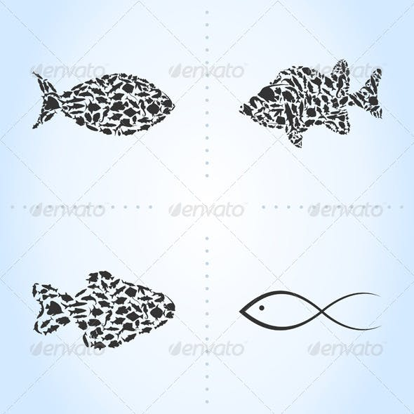 Fish an Icon