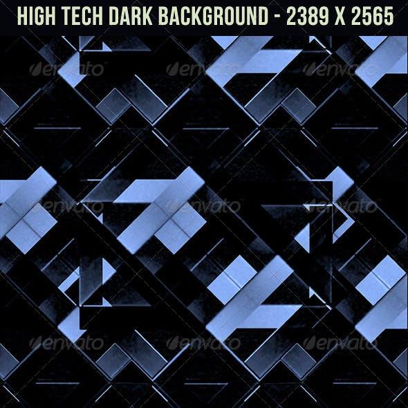 High Tech Dark Background