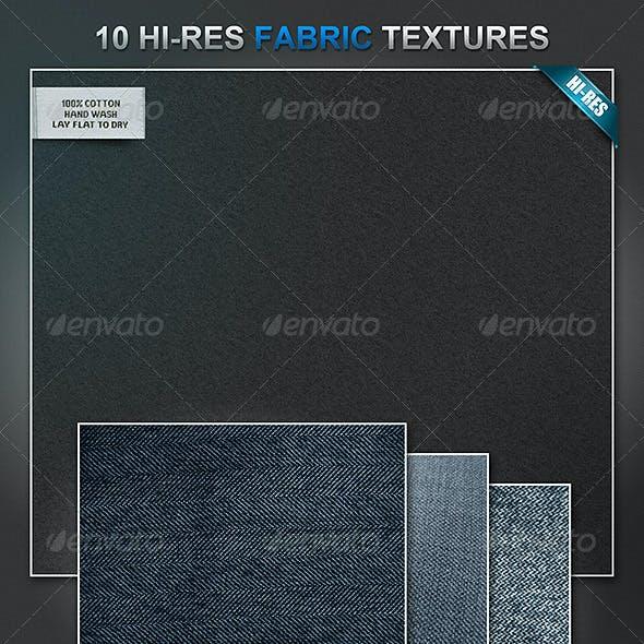 10 Fabric Materials