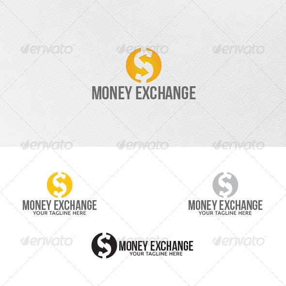 Money Exchange - Logo Template