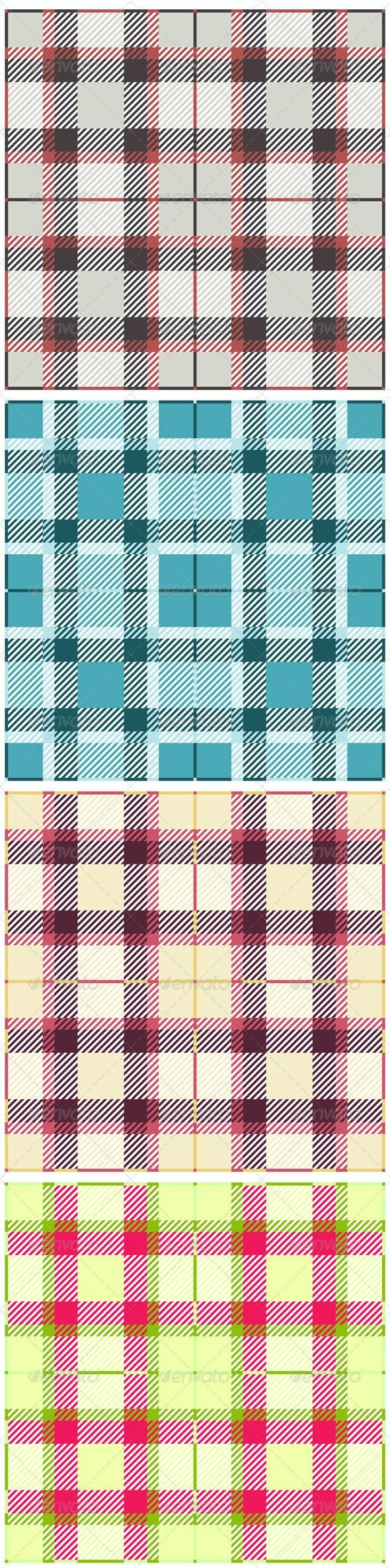 Textile Patterns - Backgrounds Decorative