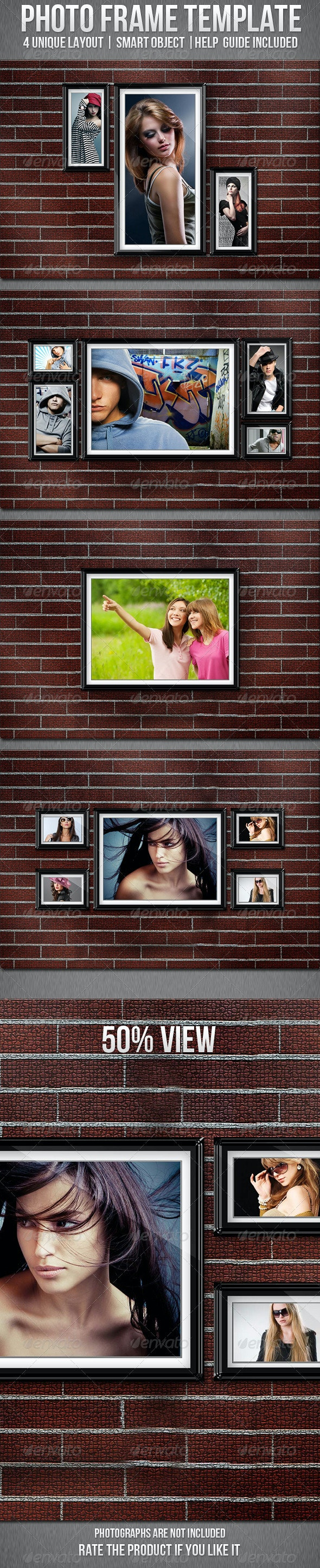 Photo Frame Templates - Photo Templates Graphics