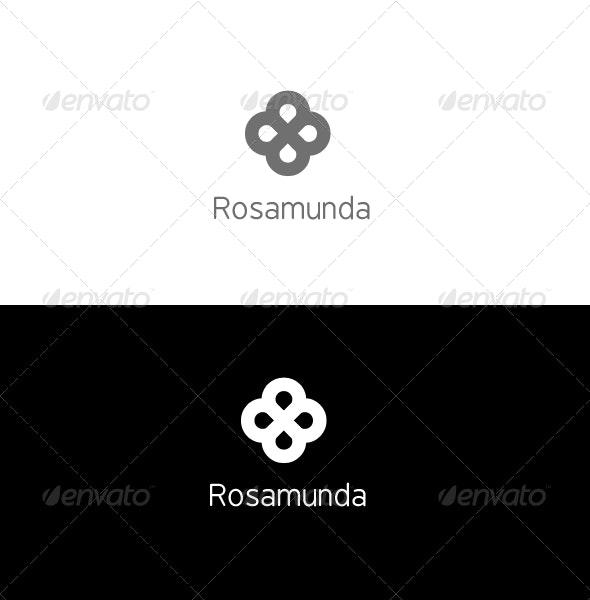 Rosamunda - Symbols Logo Templates