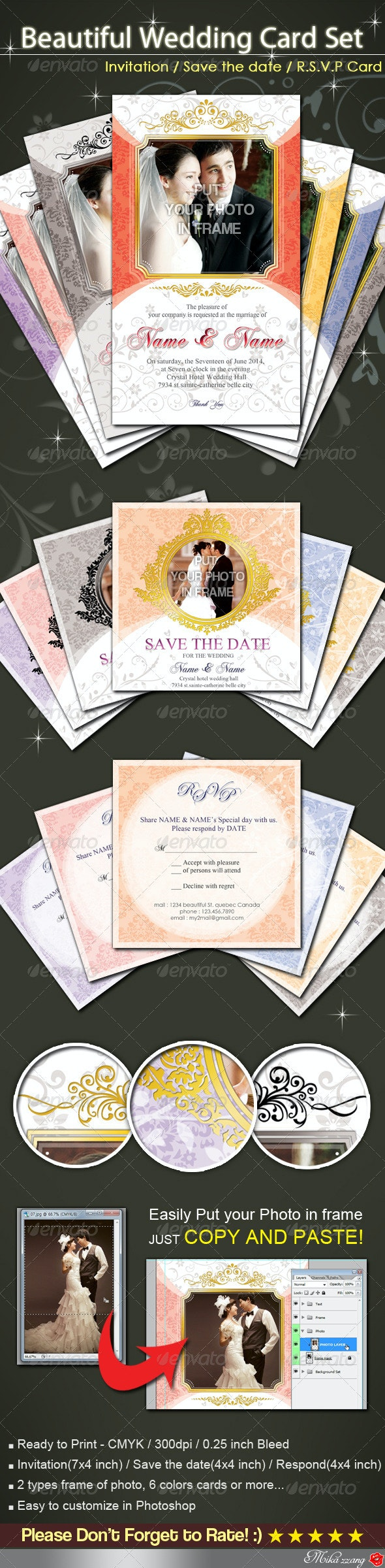 Beautiful Wedding Card - Weddings Cards & Invites