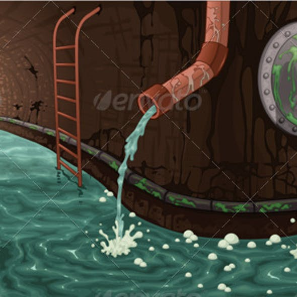 Inside the Sewer
