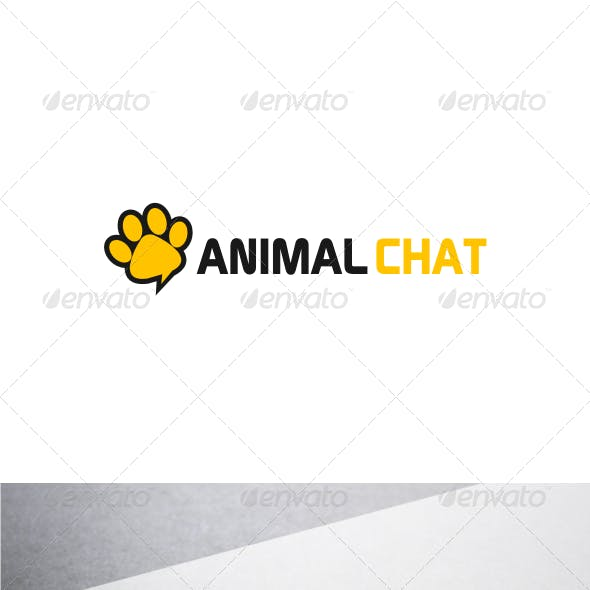 Animal Chat Logo