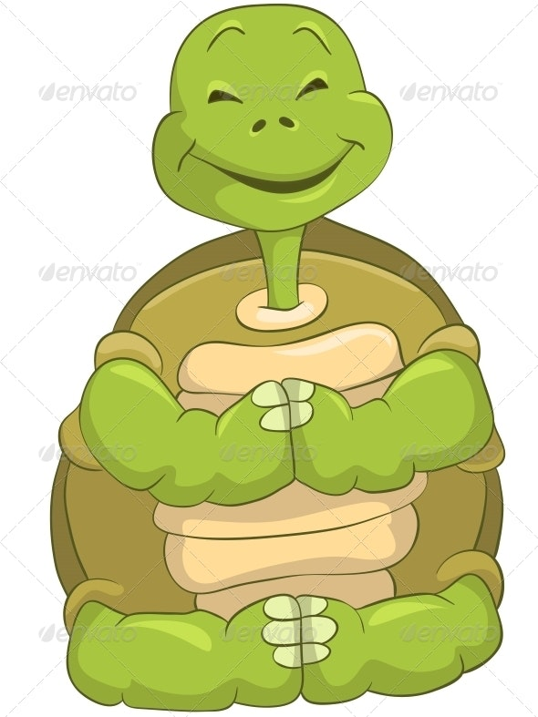 Turtle - Animals Characters