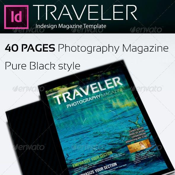 Traveler Photography Magazine
