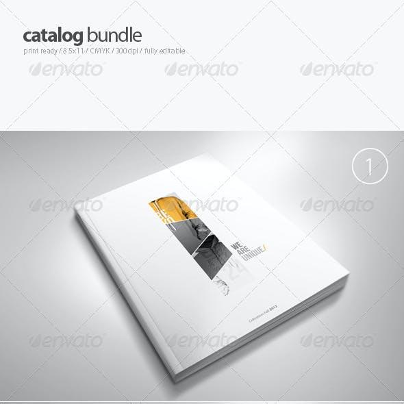 Apparel Catalogue Bundle