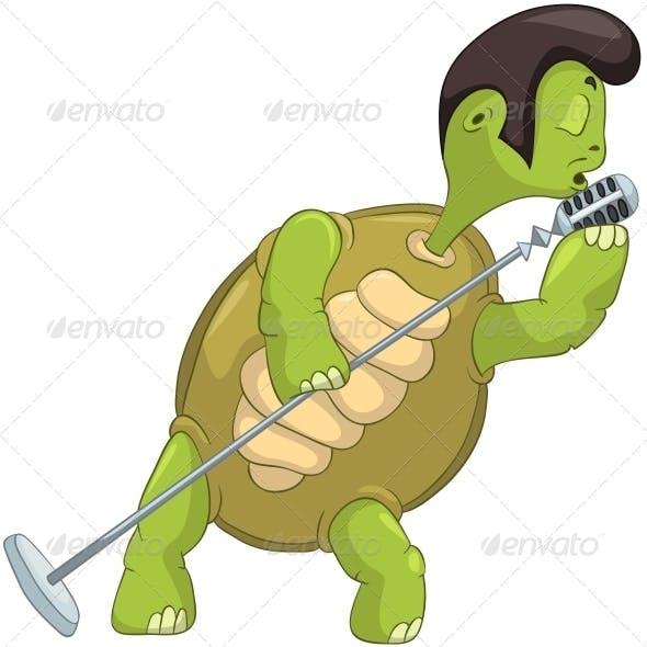 Turtle Singing.