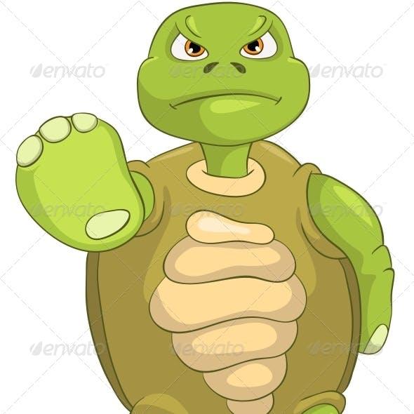 Turtle. Stop.