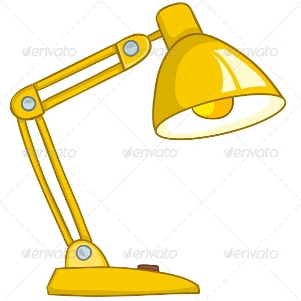 Cartoon Home Lamp