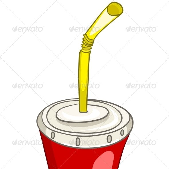 Cartoon Home Kitchen Cup