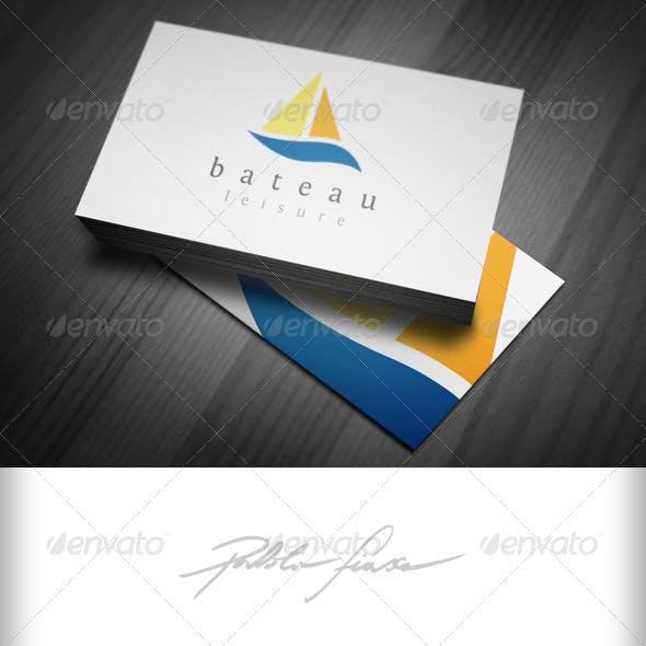 Yacht & Boat Logo - Sailing Club & Leisure Logo