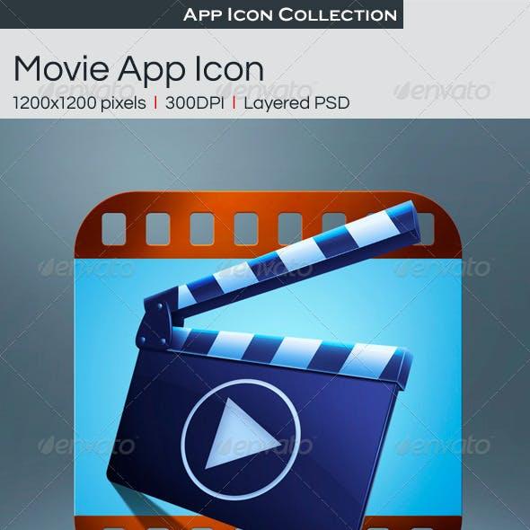 Movie App Icon