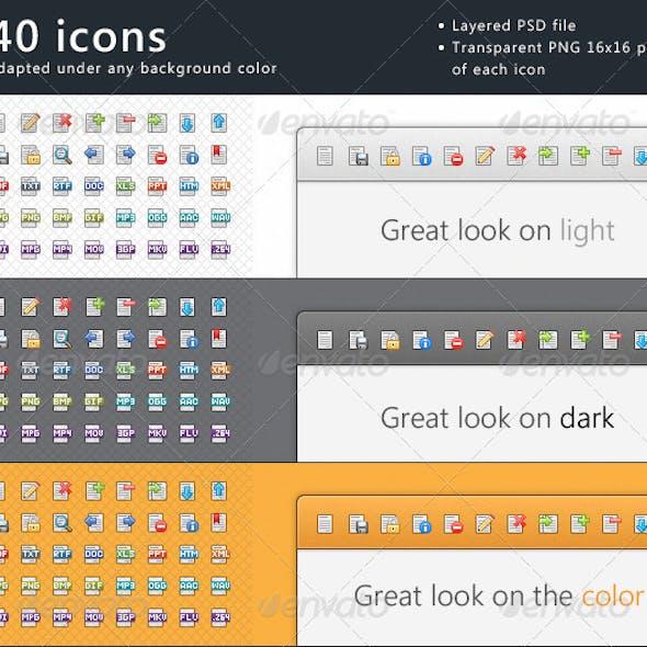 Doc Icons