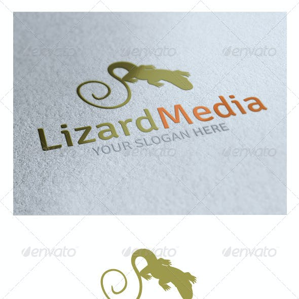 Lizard Media Logo