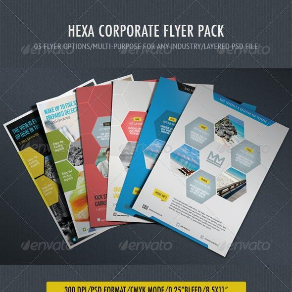 Business Hexa Flyer