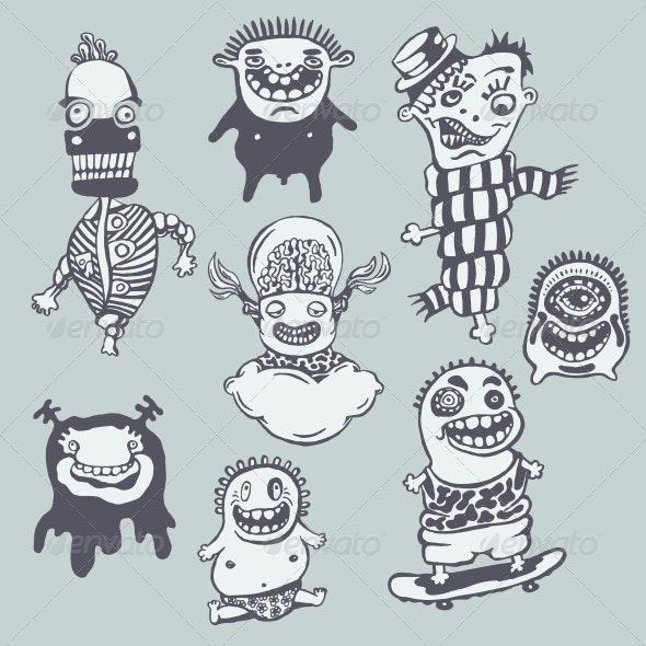 Freak Set - Miscellaneous Conceptual