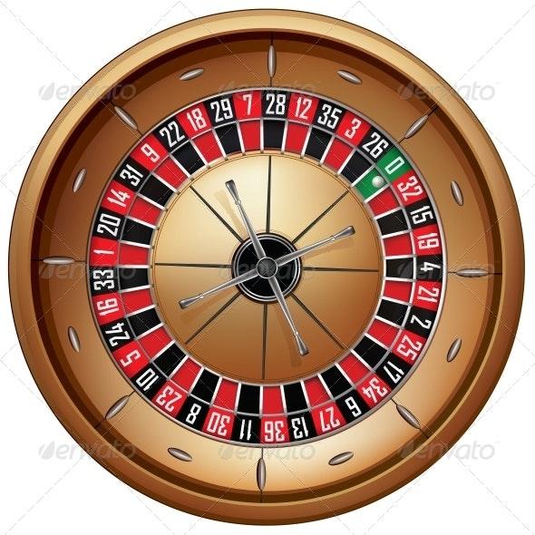 Roulette - Sports/Activity Conceptual