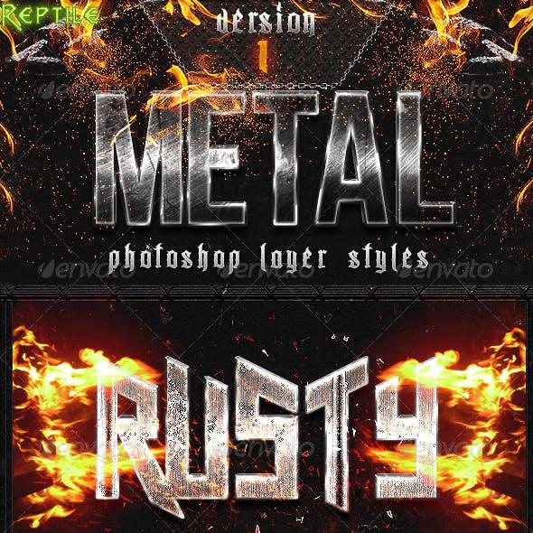Metal Layer Styles V1