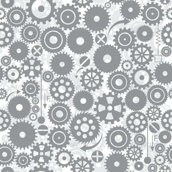 Gears. Background