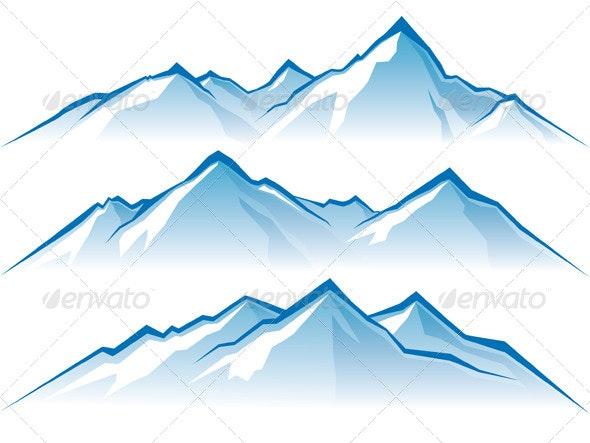 Mountains - Landscapes Nature
