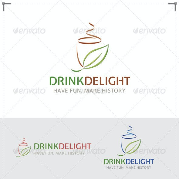 Drink Delight Logo